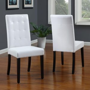 white parsons chair master:mod