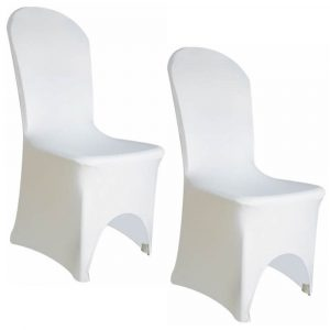 white spandex chair covers chair cover