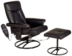 wingback chair with ottoman black leather high back reading chair with arms and ottoman adjustable remote control x