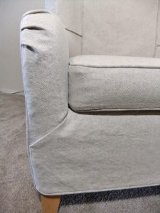 wingback chair with ottoman janes chair front arm