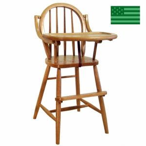 wood high chair for baby baby wood high chair