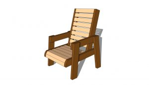 wooden chair plans deck chair plans