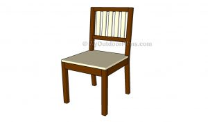 wooden chair plans wood chair plans