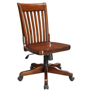 wooden desk chair vp