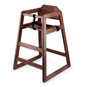 wooden high chair s l