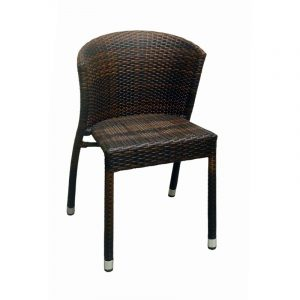 woven outdoor chair dc