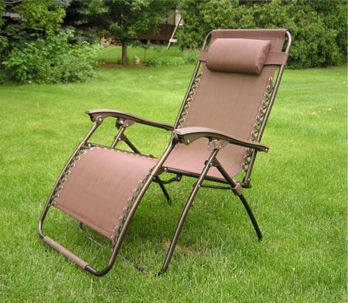 zero gravity lawn chair s l